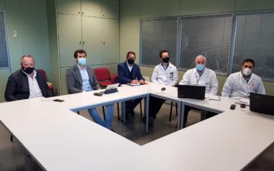 El Clúster del Plástico de Andalucía resalta el apoyo de la Diputación de Jaén para finalizar con éxito su primer año de actividad