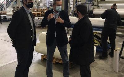 DNT Non Woven Fabrics creará 15 nuevos puestos de trabajo para ampliar su línea de negocio