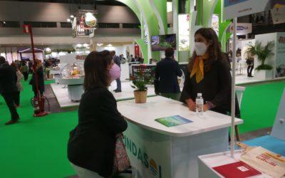 Presencia del Clúster en Fruit Attraction y el Encuentro de la Industria Agroalimentaria de Granada